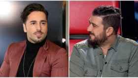 David Bustamante y Antonio Orozco, cada día más parecidos.