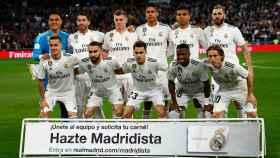 Los once titulares del Real Madrid en El Clásico de Copa del Rey
