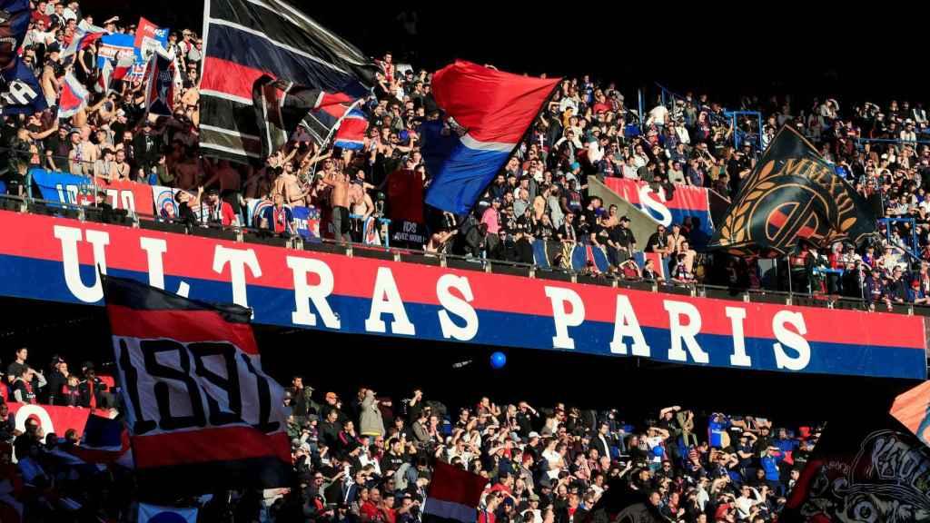 Ultras del PSG