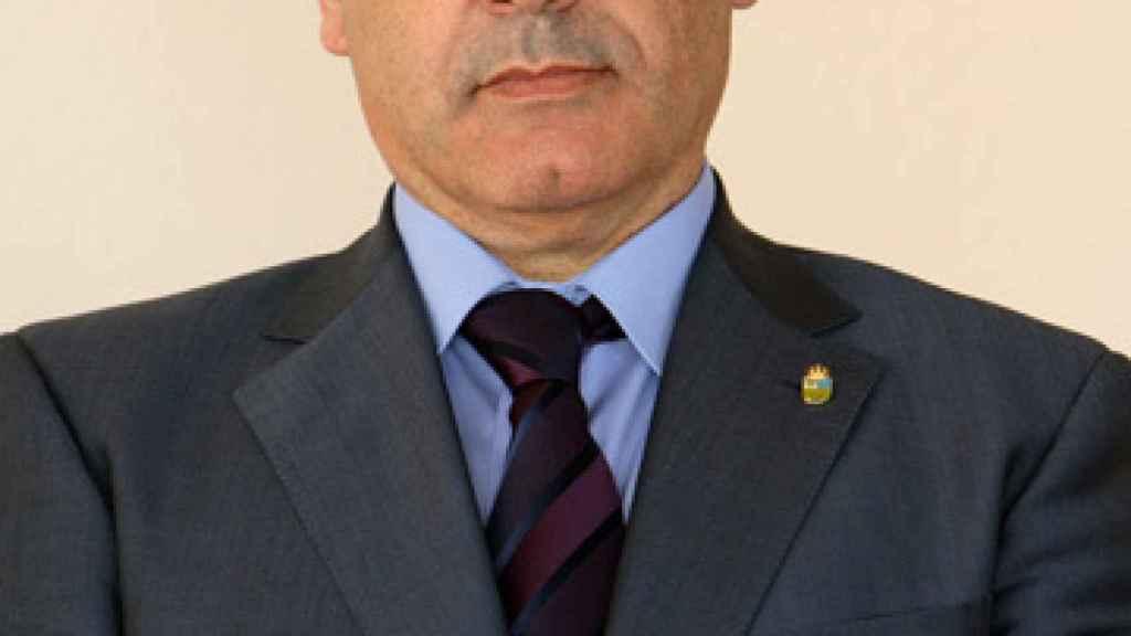 José García Liñares, alcalde de Cerceda.