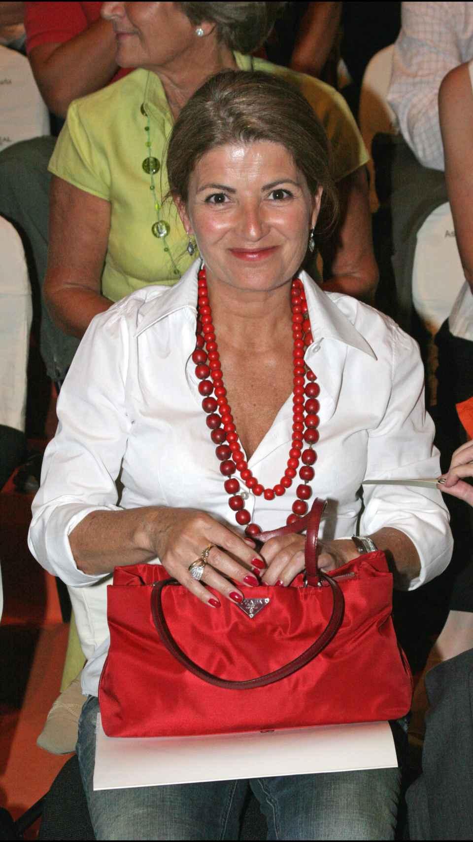 Consuelo Berlanga.