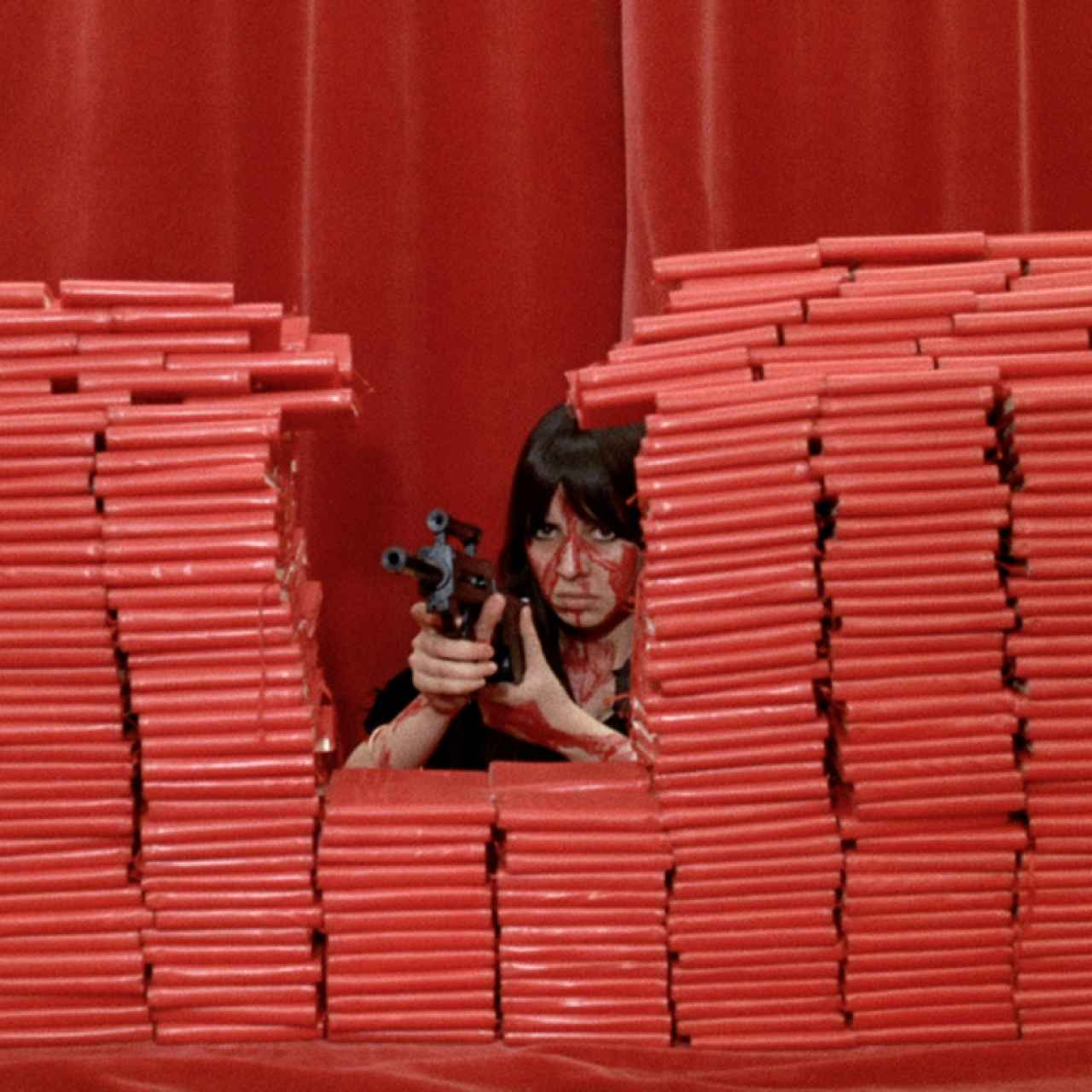 Fotograma de la película La Chinoise
