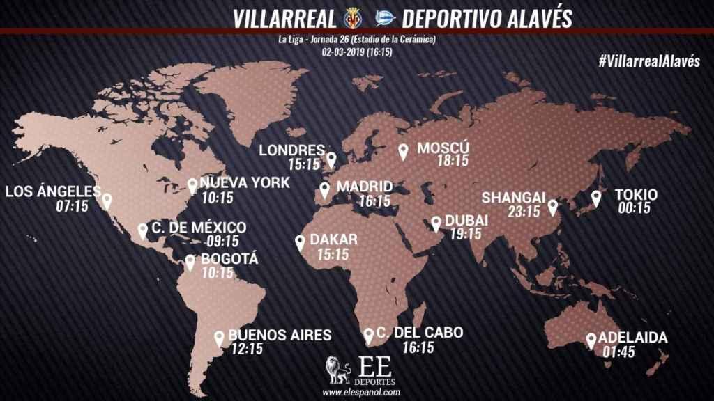 Horaio Villarreal - Alavés