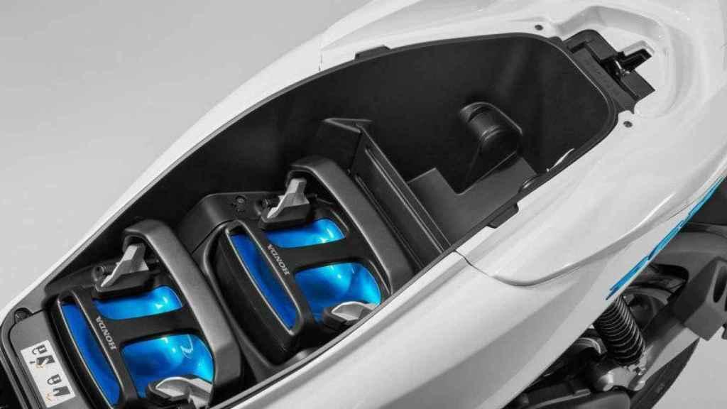 Baterías de la Honda Scooter PCX Electric