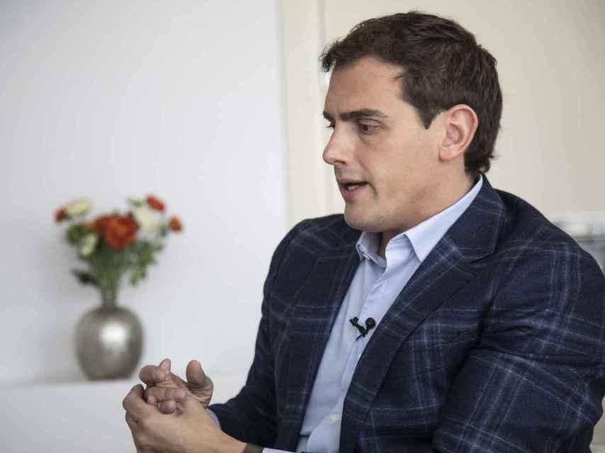 Rivera reitera que no pactará con Sánchez ni con el PSOE pase lo que pase.
