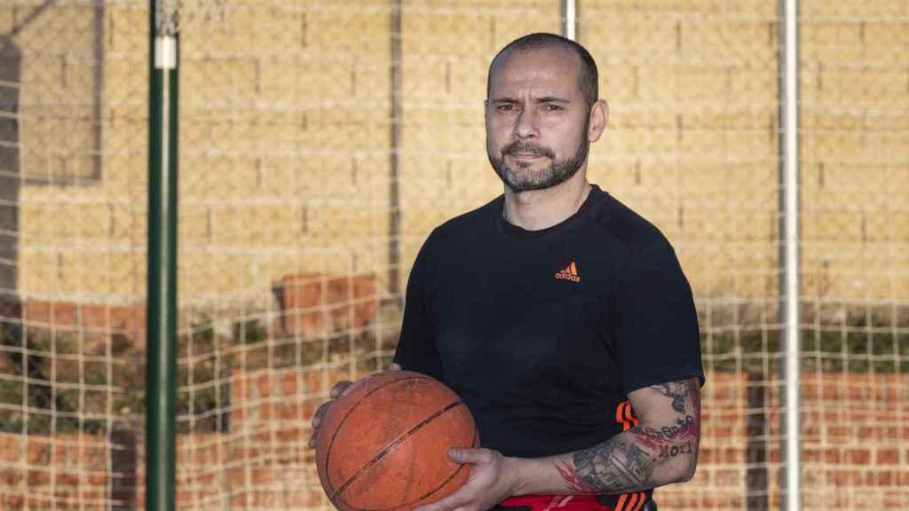 David Serrano, lesionado medular que se ha beneficiado de la nueva terapia.