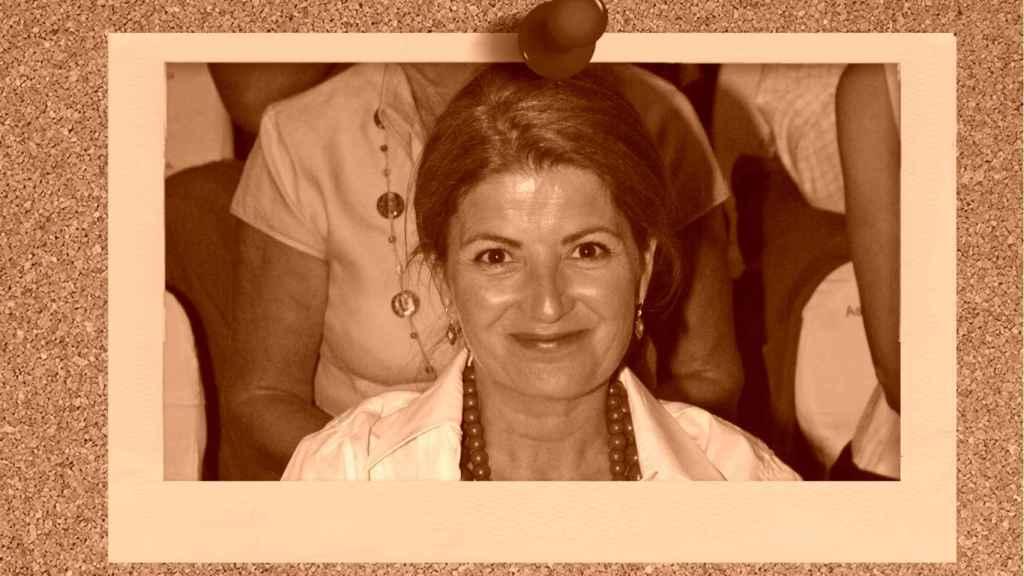 Consuelo Berlanga en montaje JALEOS.