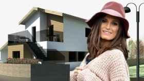 Verdeliss y su familia numerosa estarán instalados muy pronto en su nueva casa.