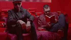 Fotograma del videoclip de Valerie Solanas de Los Chikos del Maíz