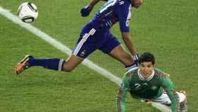 Nicolas Anelka fue internacional con Francia
