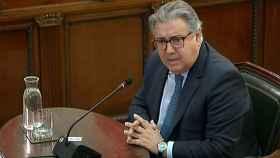 Captura del exministro del Interior, Juan Ignacio Zoido, en el TS.