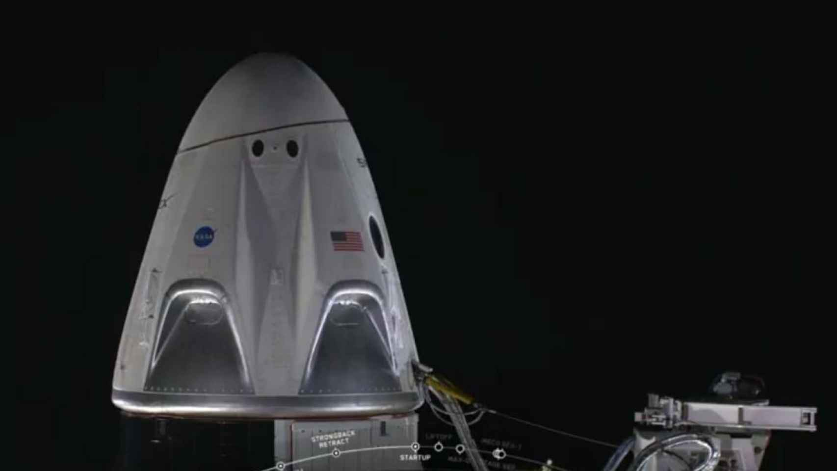 spacex crew dragon 2