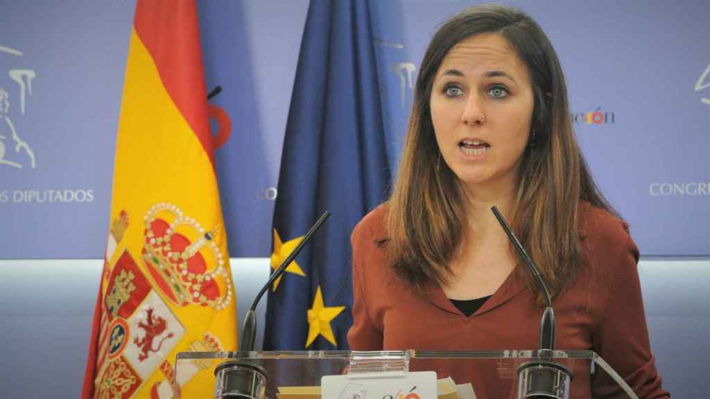 Ione Belarra, secretaria de Estado para la Agenda 2030.