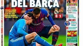 La portada del diario MARCA (03/03/2019)