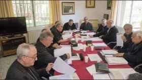 Reunión de la Conferencia Episcopal Tarraconense.