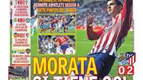 Portada del diario MARCA (04/03/2019)