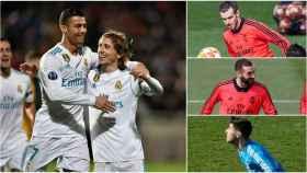 Modric y su análisis del gol sin Cristiano Ronaldo