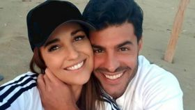 Paula Echevarría junto a Miguel Torres, en su última foto.