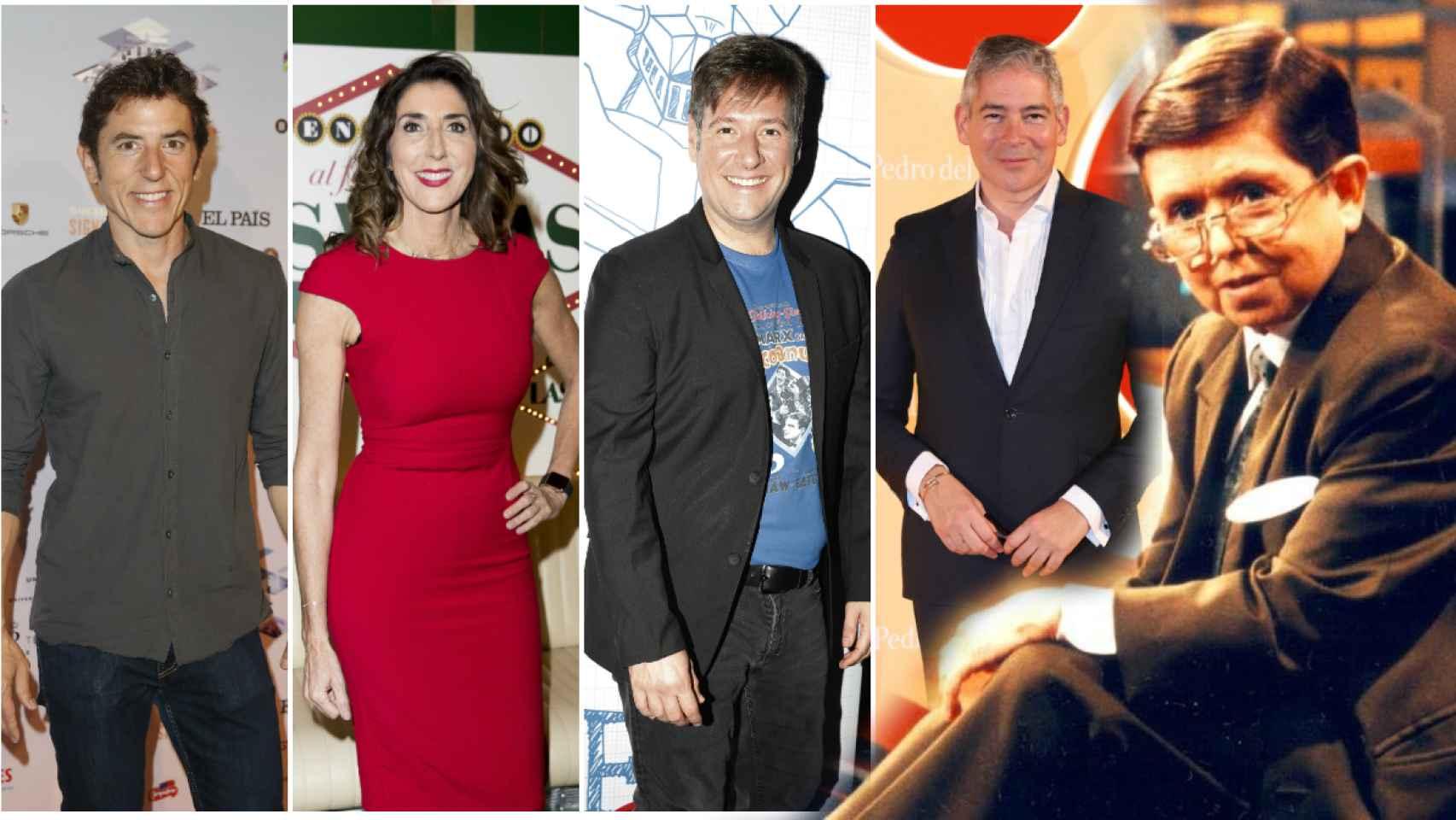 Manel Fuentes, Paz Padilla,  Carlos Latre a Boris Izaguirre han querido recordar a Galindo.