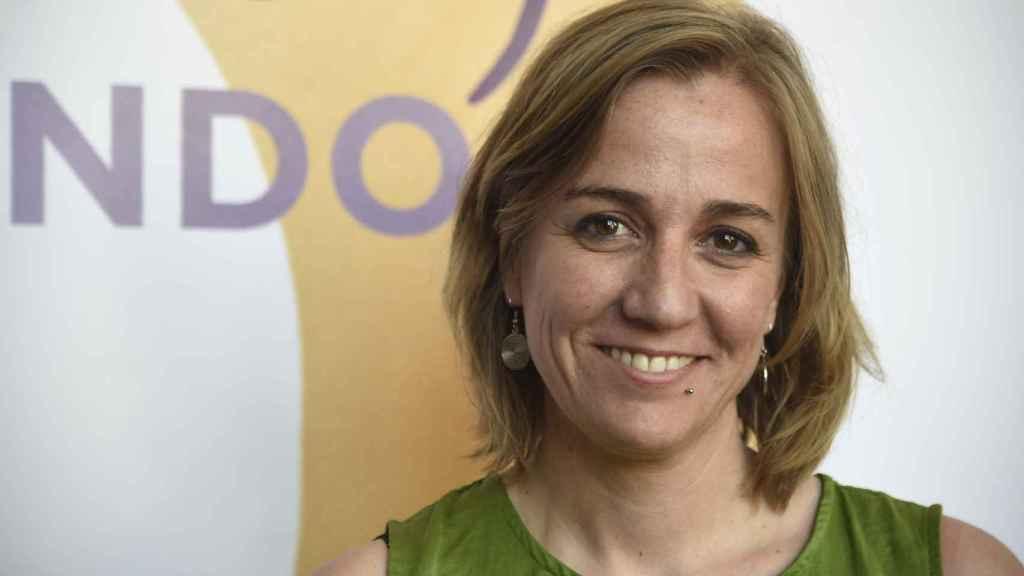 Tania Sánchez en una imagen de archivo.