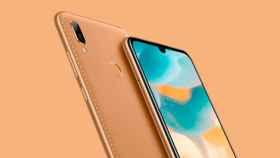 Nuevo Huawei Y6 2019: trasera de cuero y sensor de huellas