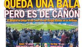 La portada del diario AS (05/03/2019)
