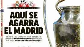 La portada del diario MARCA (05/03/2019)