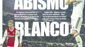 Portada del diario Mundo Deportivo (05/03/2019)