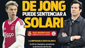 Portada del diario Sport (05/03/2019)