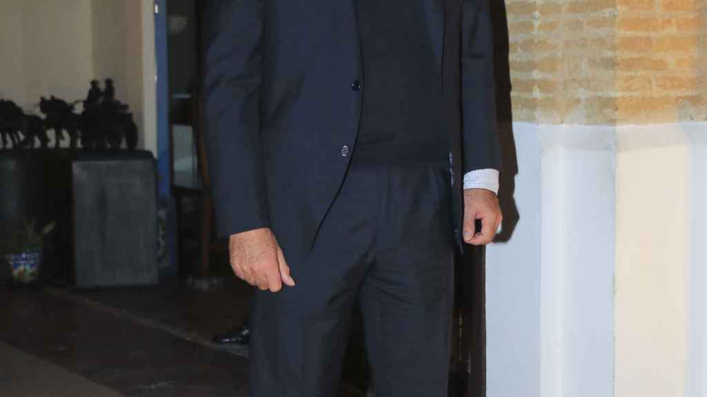 Cayetano Martínez de Irujo en imagen de archivo.