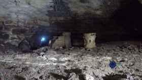 Cientos de piezas son encontradas en cueva ritual de ciudad maya Chichén Itzá.