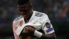 Las lágrimas de Vinicius ante el Ajax que han emocionado a los madridistas