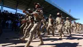 Fuerzas Democráticas Sirias (SFD).
