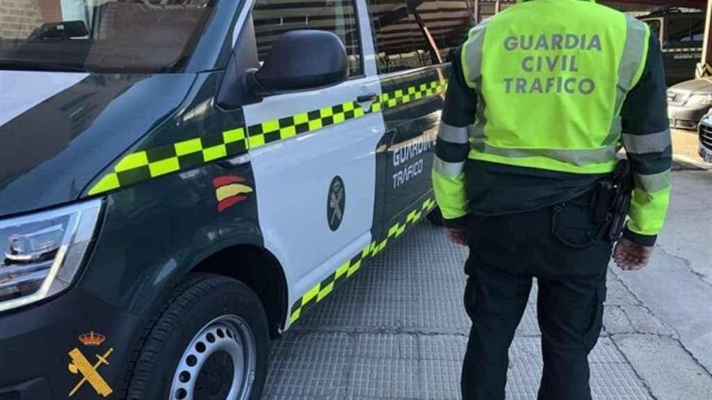 Agente de la Guardia Civil. Foto: Europa Press