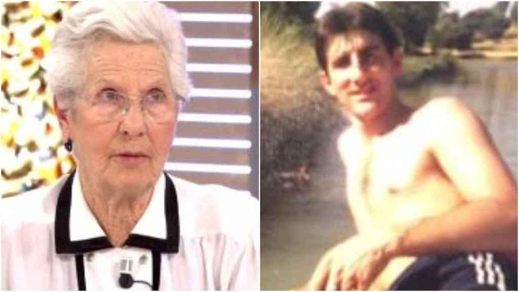La madre del asesinado por Pilar Baeza en Cuatro al Día