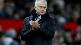 Mourinho, en el United
