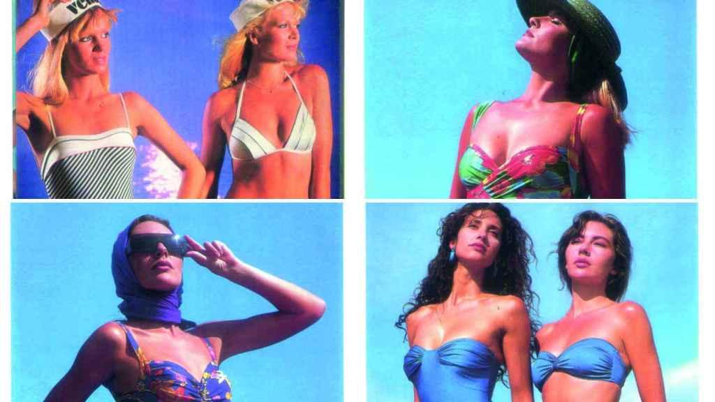 Sesiones de fotografía antiguas de la firma Venus.