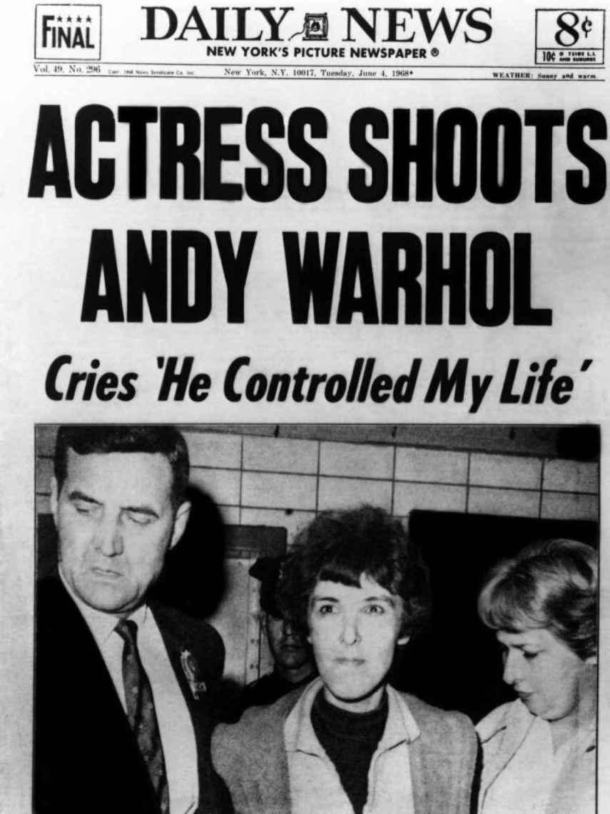 La prensa haciéndose eco del intento de asesinato.