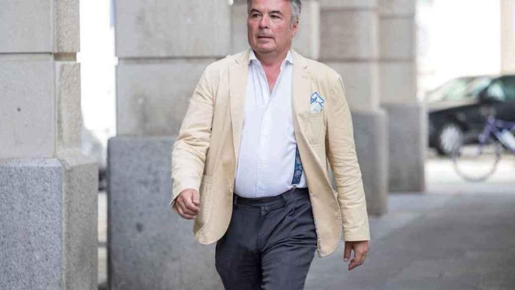 Agustín Martínez, abogado de La Manada y de 'El Cuco'.