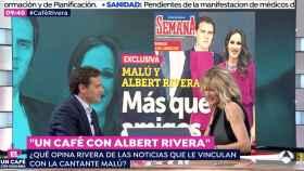Susanna Griso entrevista a Albert Rivera.