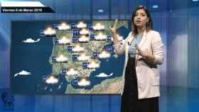 El tiempo: pronóstico para el viernes 8 de marzo