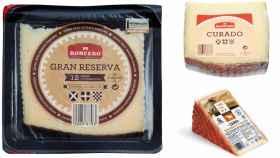 Tres de los mejores quesos del mundo se venden en el Lidl