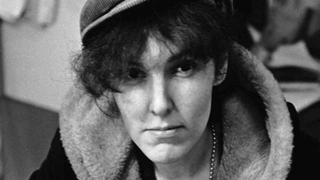 La activista, escritora y feminista radical Valerie Solanas, autora del manifiesto SCUM.