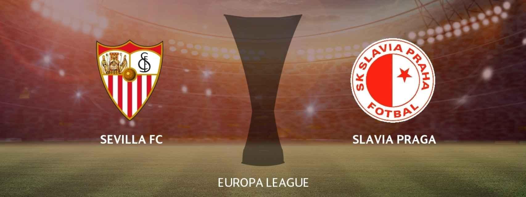 Sevilla - Slavia de Praga