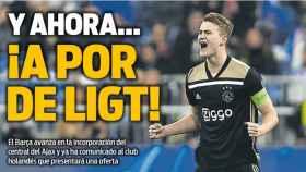 Portada Sport (07/03/19)