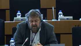 El eurodiputado polaco Stanislaw Zoltek.