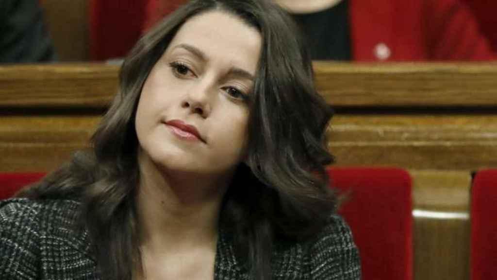 Inés Arrimadas presentó el domingo un decálogo feminista liberal.