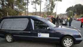 María Aboy, asesinada por su marido en Pontevedra.