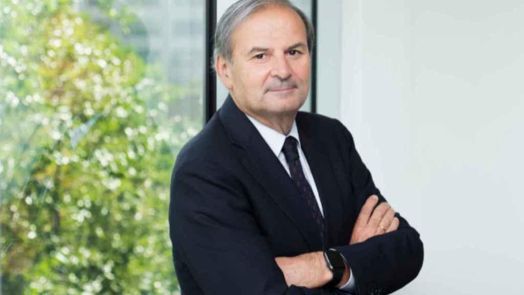 El abogado Juan Sánchez-Calero.