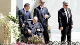 Abdelaziz Bouteflika, presidente de Argelia.